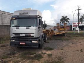 Caminhão Pranchas