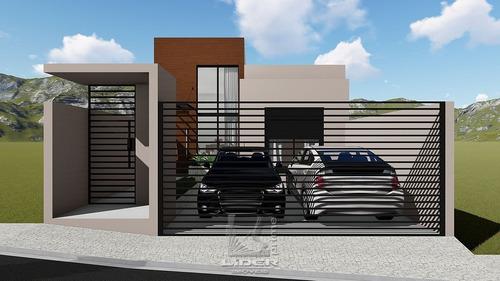 Casa A Venda No Piemonte Bragança Paulista - Ca0587-1