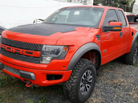 Ford Raptor Svt 2012