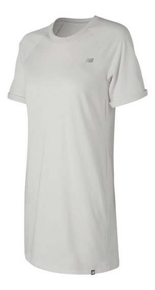 Vestido Deportivo Mujer New Balance Crew Sweat Dress Wd00001