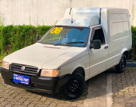Fiat Fiorino Furgão 1.3 Flex Pronta P Trabalho Vila Prudente
