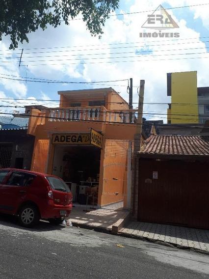 Casa Residencial Para Locação, Parque Rodrigo Barreto, Arujá. - Ca0597