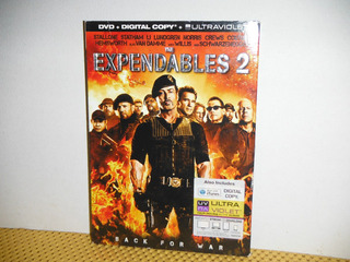 The Expandables 2 - Dvd