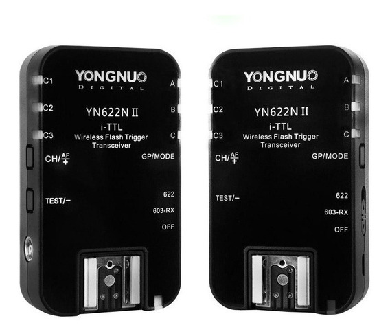 Radio Flash Yongnuo Yn-622n Ttl Para Nikon