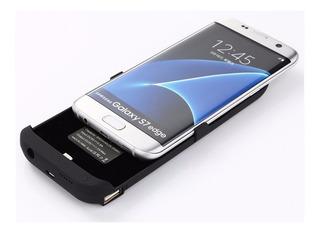 Funda Soul Power Case Cargador De Bateria Samsung S7 Edge