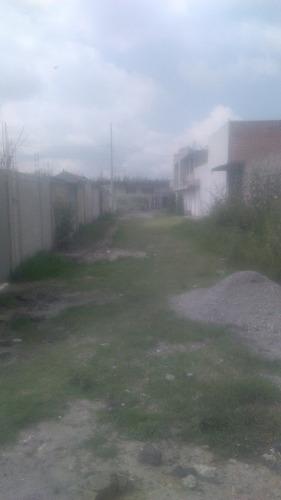 Terrenos Al Costado Del Fraccionamiento Heroes De Puebla