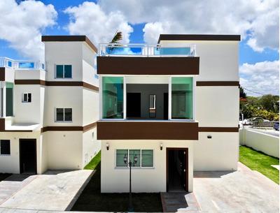 Bella Casa Se Vende Bavaro Republica Dominicana