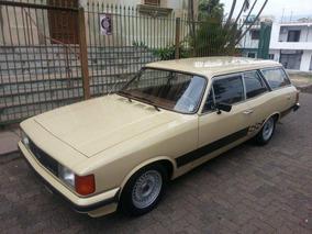 Caravan 1980 Monocromatica Impecavel 2o Dono Com Faixas Ss