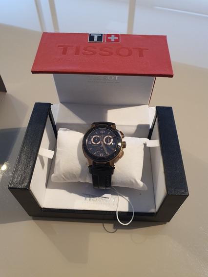 Relógio Tissot T Race Rose Gold T0484172705706
