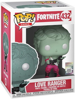 Muñeco Funko Pop Love Ranger Fortnite Coleccion Persona Rdf1