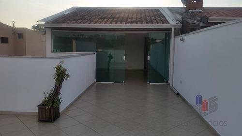 Cobertura À Venda Em Vila Pires - Co008169