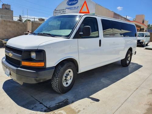 Chevrolet Express 2016 6.0ls C 15 Pas At