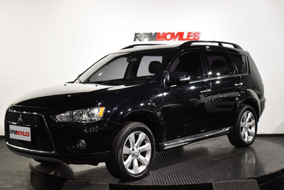 Mitsubishi Outlander 2.4 4x4 Gls 2013 Rpm Moviles