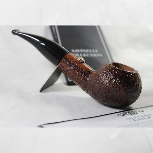 Imagen 1 de 6 de Pipa Savinelli De Raiz De Brezo, Modelo Golf