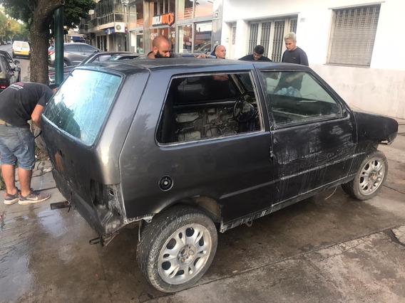 Fiat Uno 70sx 3p Con Techo