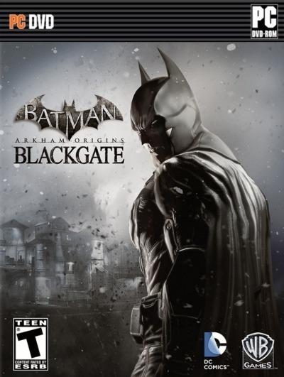 Batman Arkham Origins Blackgate Deluxe Edition - Pc Jogo