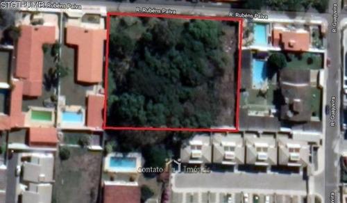 Imagem 1 de 5 de Terreno Vila Giglio Em Atibaia - 3.000m² - Te0169-1