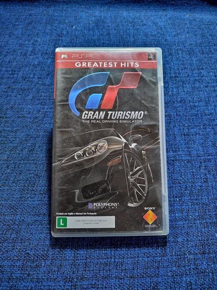 Gran Turismo Psp Midia Fisica
