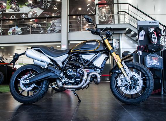 Ducati Scrambler 1100 Sport-contado U$s Sin Permuta