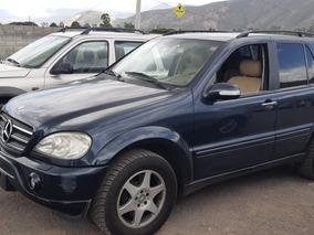 Vendo Lujoso Mercedes Ml 500