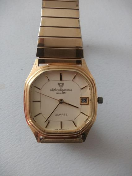 Reloj Jules Jürgensen De Quarzo.excelentes Condiciones