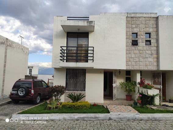 Hermosa Casa En Conocoto - Sector La Salle