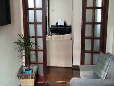 Apartamento Em Santos Bairro Macuco - V6969