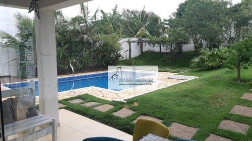 Casa Com 2 Dormitórios À Venda, 265 M² Por R$ 1.100.000 - Condomínio Village Ipanema - Araçoiaba Da Serra/sp - Ca2095