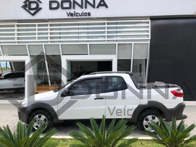 Fiat Strada - 2014/2015 1.4 Mpi Working Cd 8v Flex 3p Manua