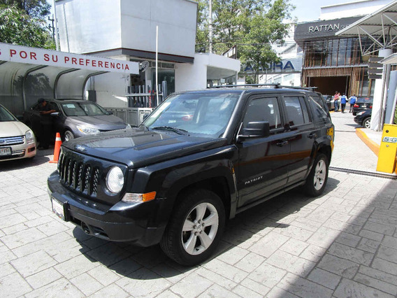 Jeep Patriot 5p Latitud L4/2.4 Aut