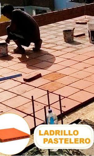 Imagen 1 de 2 de Ladrillo Para Techo X Millar - Pastelero