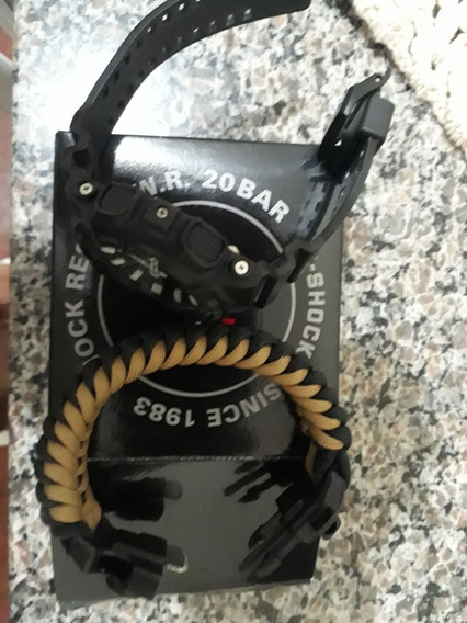 Relógio relógio G-shock G-lidegax-100b-1adrr