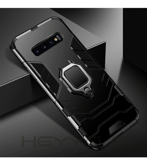 Funda Uso Rudo Anillo Samsung M20 M30 A30 A50 S10+ Lite