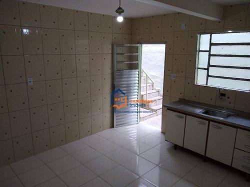 Casa Com 2 Dormitórios À Venda, 170 M² Por R$ 630.000 - Limão - São Paulo/sp - Ca0928