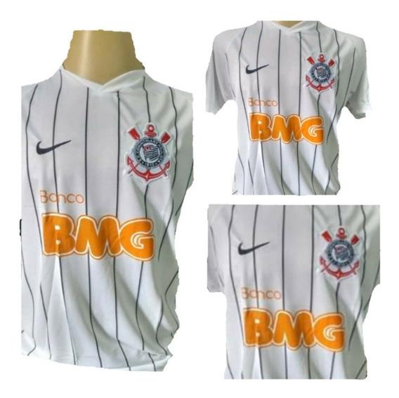 Camiseta Masculina Corinthians,portugal Ou Cinza Camisa R7