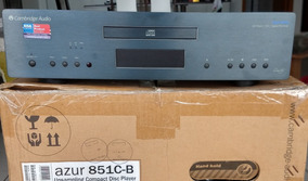 Cambridge Audio 851c Hi-end Dac, Cd Player & Preamplifier