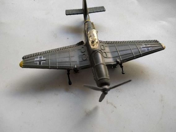 Avioncito Junkers Ju 87 2 Guerra Mundial