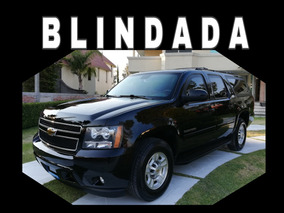 Camioneta Suburban Blindada Security Blindaje Blindado Guard