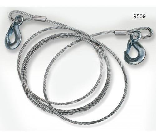 Eslinga Cable De Acero 3 Toneladas X 3 Metros Cd9509
