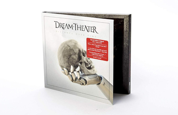 Dream Theater - Distance Over Time [cd] Digipack Importado