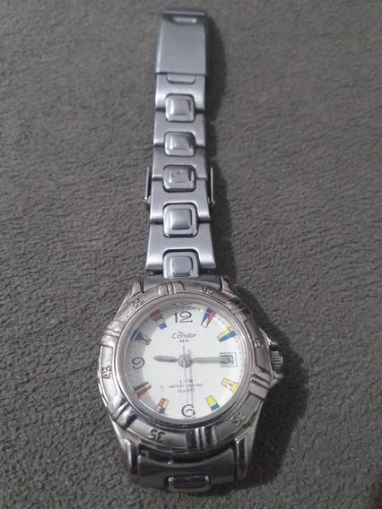 Relógio Condor New Bandeiras Raríssimo Sem Bateria