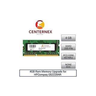 Memoria Ram De 4gb Para Hpcompaq G62226nr (ddr25300) Actuali