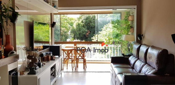 Apartamento Com 3 Dormitórios À Venda, 94 M² Por R$ 650.000 - Teresópolis - Porto Alegre/rs - Ap2814