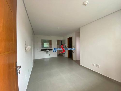 Imagem 1 de 23 de Apartamento Com 2 Dormitórios À Venda, 47 M² Por R$ 299.000,00 - Chácara Mafalda - São Paulo/sp - Ap2763