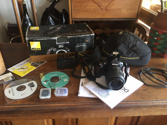 Cámara Nikon D3100 Oferta