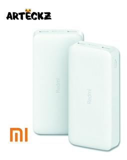 Carregador Portátil Powerbank Xiaomi Qc 3.0 20000mah