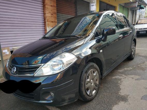 Nissan Tiida 1.8 Sedan Completo Único Dono Econômico