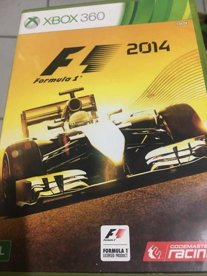 F1 2014 Mídia Física Xbox 360