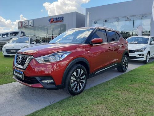 Nissan Kicks 1.6 Advance 120cv 2018