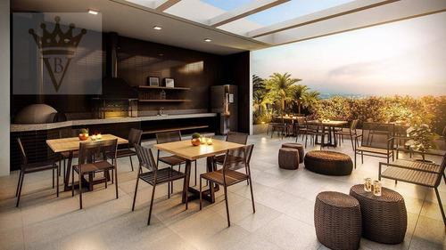 Apartamento Com 3 Dormitórios À Venda, 92 M² Por R$ 833.000,00 - Freguesia Do Ó - São Paulo/sp - Ap5560